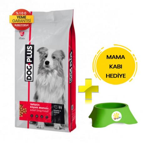 DogPlus Kuzu Etli Pirinçli Yetişkin Köpek Maması 15 Kg