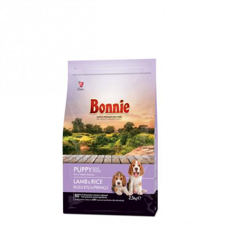 Bonnie Kuzulu Ve Pirinçli Yavru Köpek Maması 2.5 kg