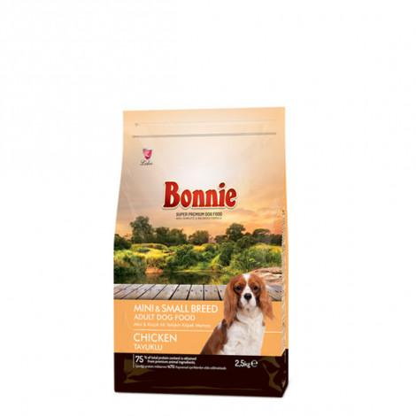 Bonnie Mini Küçük Irk Yetişkin Köpek Maması 2.5 Kg