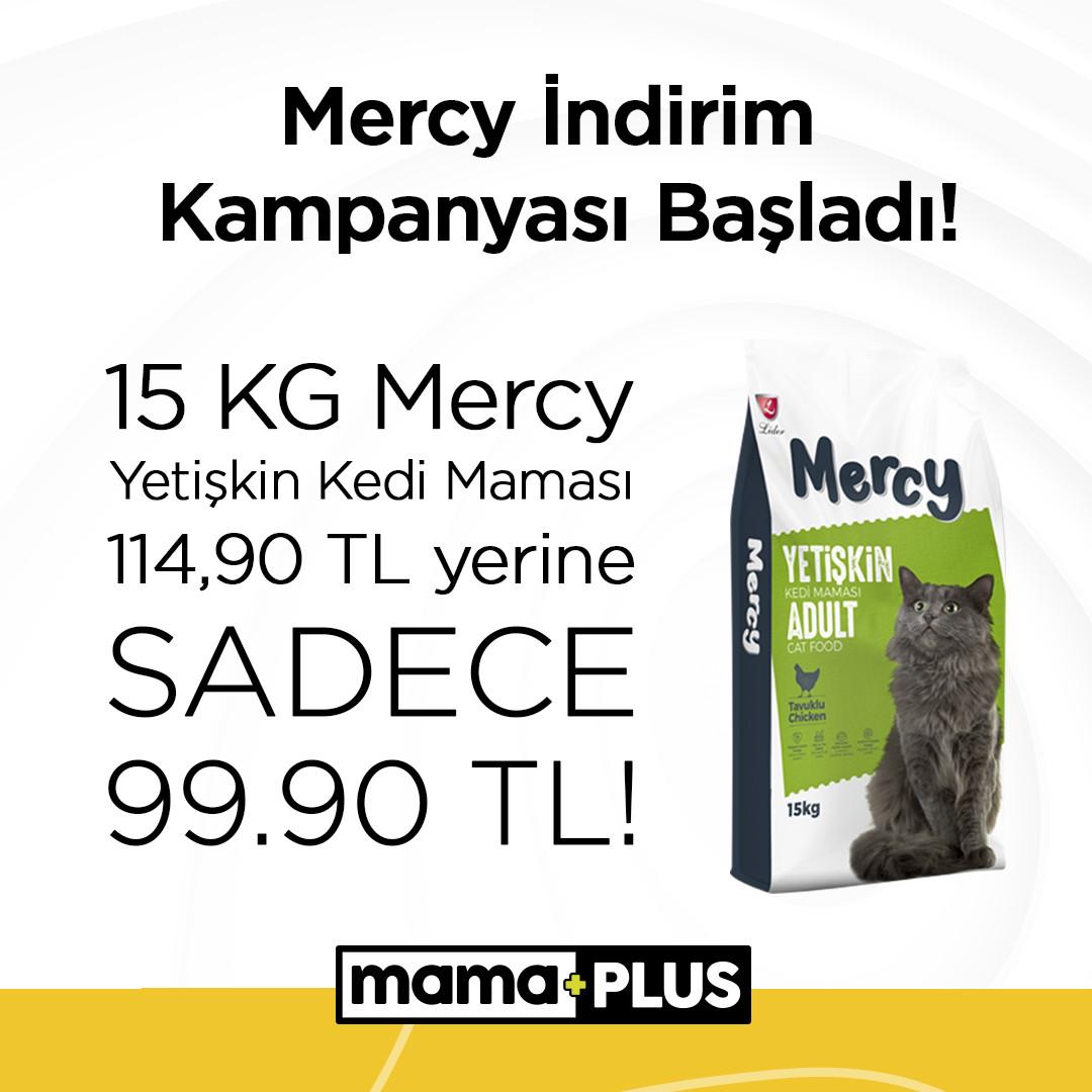 Mercy İndirim Kampanyası Başladı!