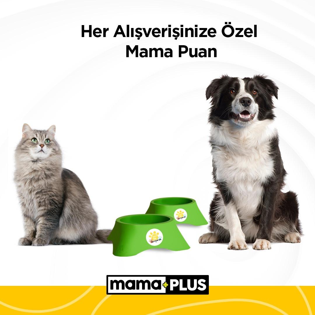 Her Siparişinize Özel Mama Puan
