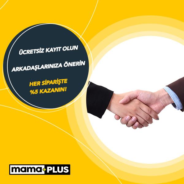 MamaPlus Ortaklık Programı